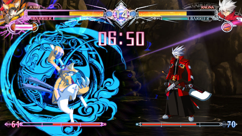 Screenshot 12 - BlazBlue Centralfiction - Additional Playable Character JUBEI
