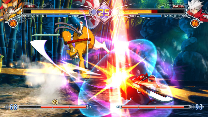 Screenshot 3 - BlazBlue Centralfiction - Additional Playable Character JUBEI