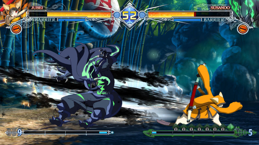 Screenshot 9 - BlazBlue Centralfiction - Additional Playable Character JUBEI