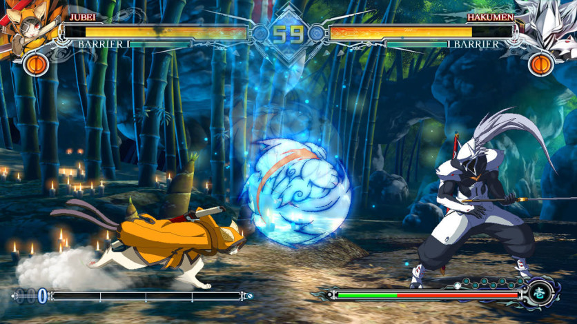 Screenshot 7 - BlazBlue Centralfiction - Additional Playable Character JUBEI