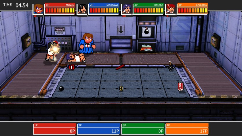 Screenshot 12 - River City Melee : Battle Royal Special