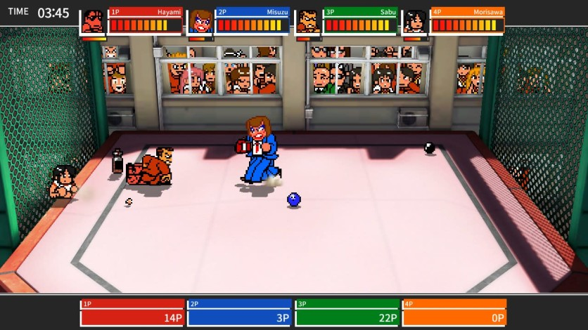 Screenshot 10 - River City Melee : Battle Royal Special