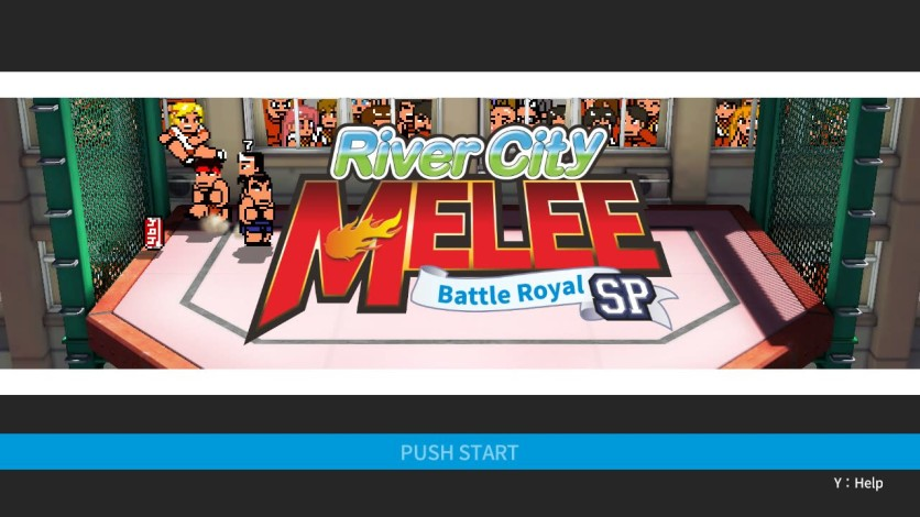 Screenshot 8 - River City Melee : Battle Royal Special