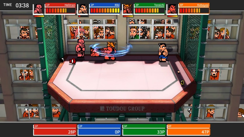Screenshot 9 - River City Melee : Battle Royal Special