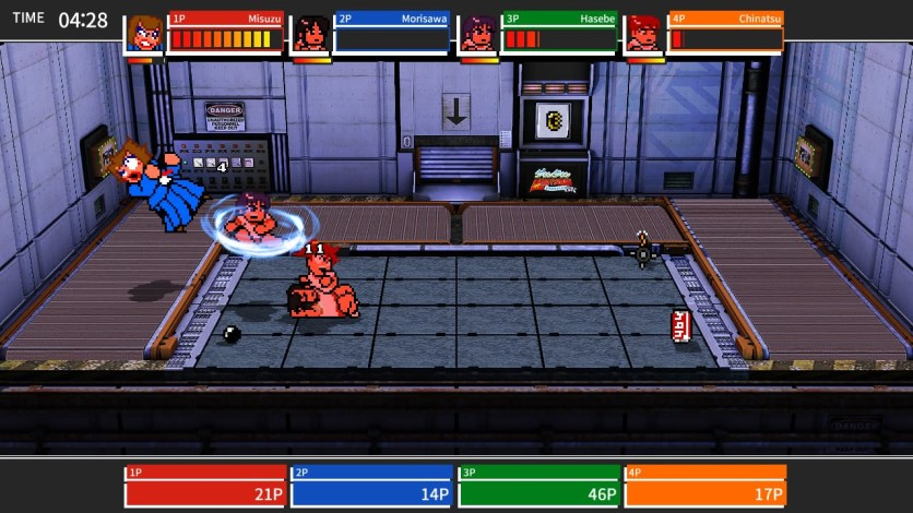 Screenshot 2 - River City Melee : Battle Royal Special