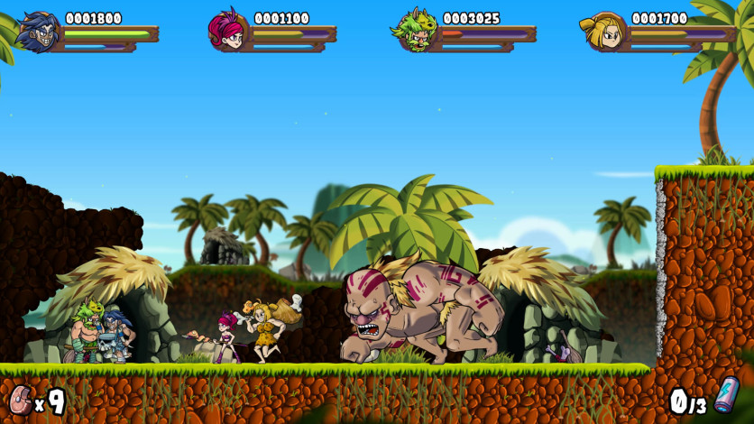 Screenshot 3 - Caveman Warriors