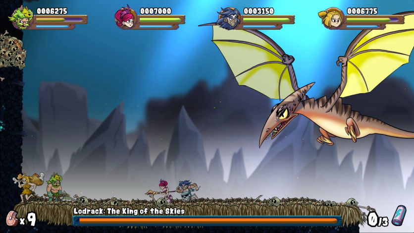 Screenshot 2 - Caveman Warriors