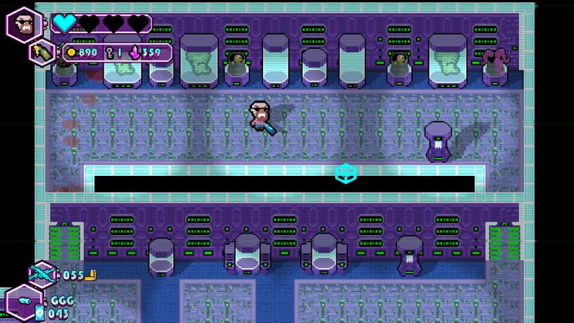 Screenshot 8 - The Walking Vegetables