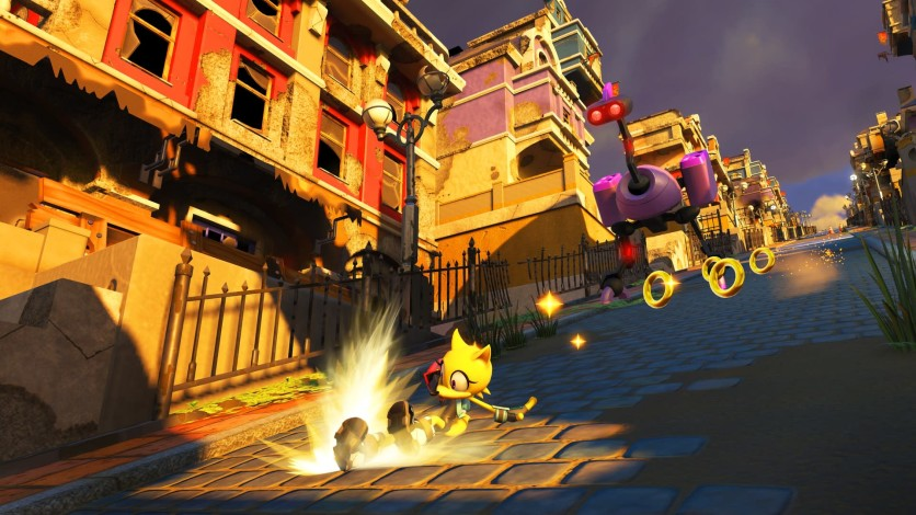 Screenshot 10 - Sonic Forces - Deluxe Edition