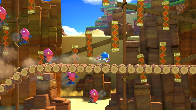 Screenshot 4 - Sonic Forces - Deluxe Edition
