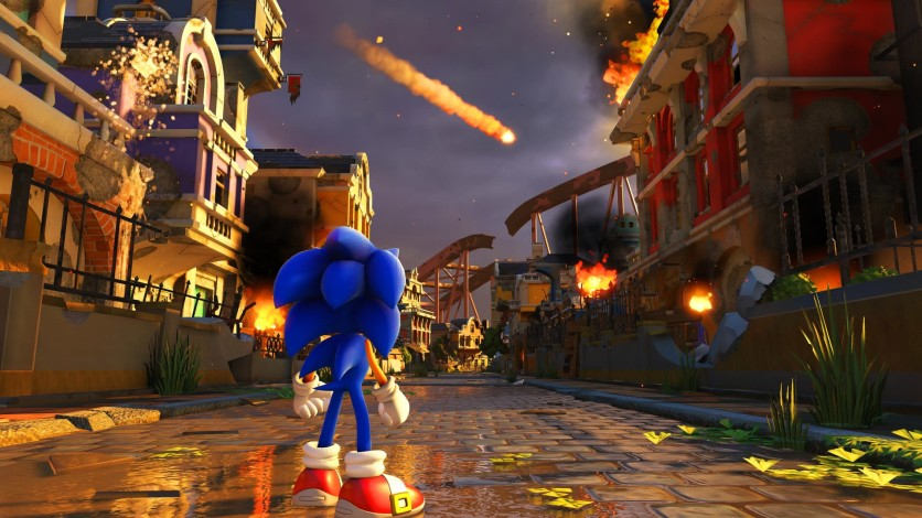 Screenshot 3 - Sonic Forces - Deluxe Edition