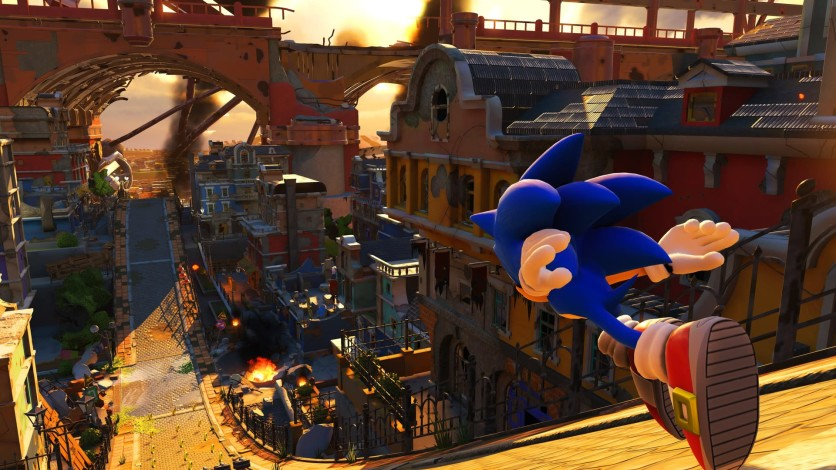 Screenshot 11 - Sonic Forces - Deluxe Edition
