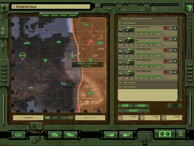 Screenshot 6 - Cuban Missile Crisis + Ice Crusade Pack