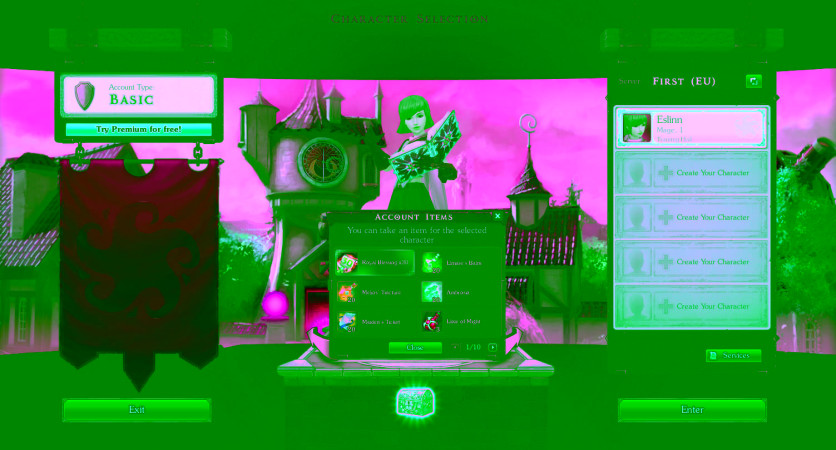 Screenshot 3 - Royal Quest - Royal Guard Pack