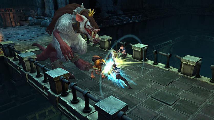Screenshot 4 - Royal Quest - Champion of Aura Pack