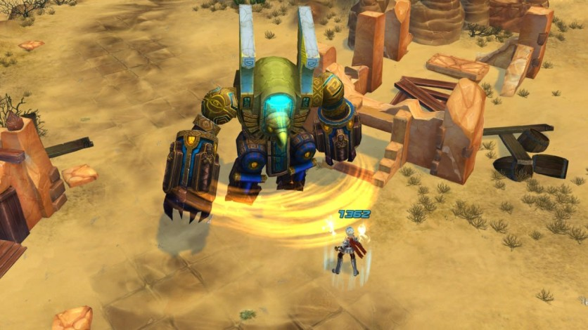 Screenshot 7 - Royal Quest - Champion of Aura Pack