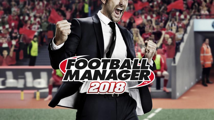 Screenshot 1 - Football Manager 2018