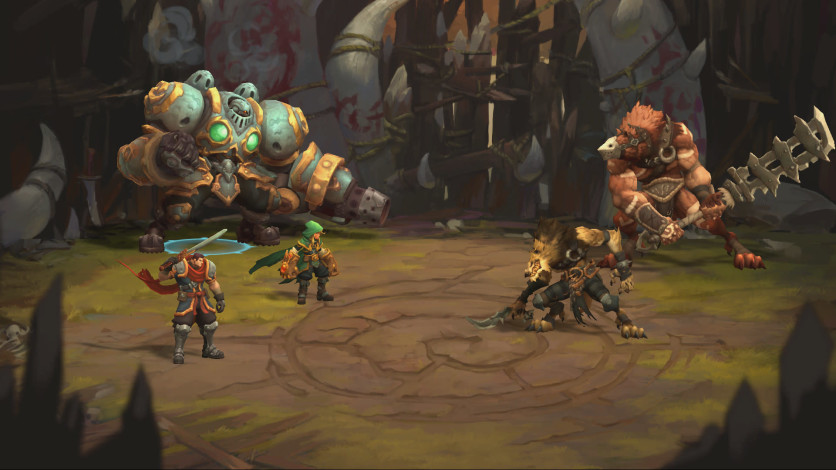 Screenshot 10 - Battle Chasers Nightwar