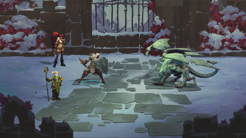 Screenshot 9 - Battle Chasers Nightwar