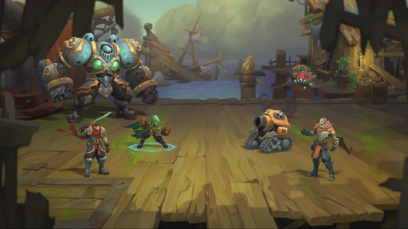 Screenshot 7 - Battle Chasers Nightwar