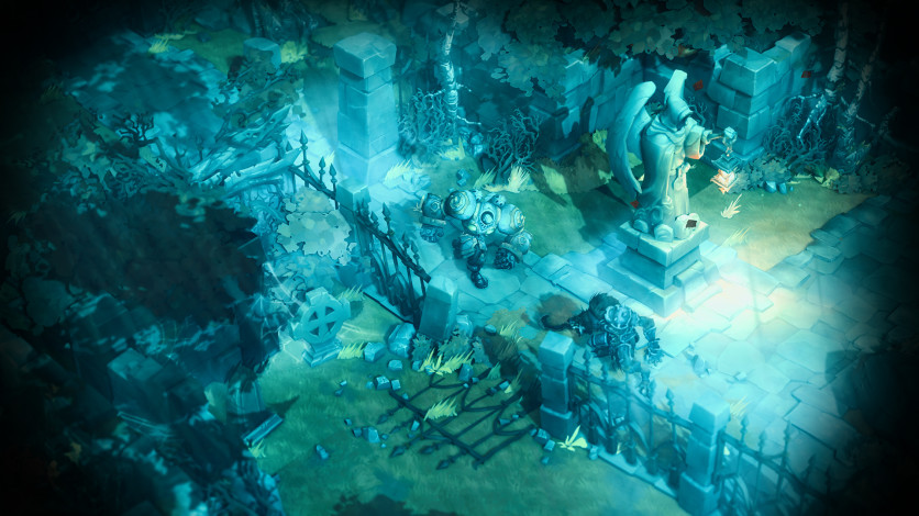Screenshot 15 - Battle Chasers Nightwar