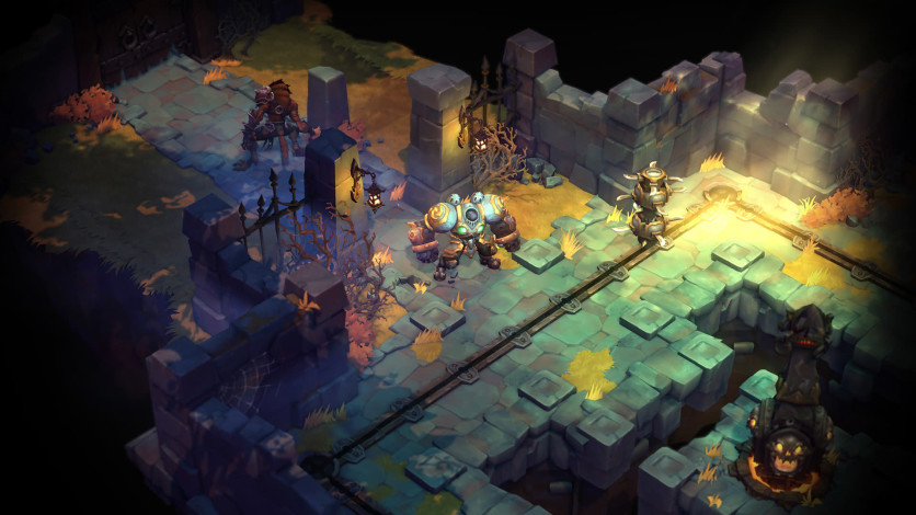 Screenshot 11 - Battle Chasers Nightwar