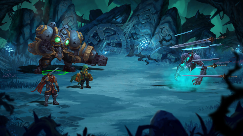 Screenshot 17 - Battle Chasers Nightwar