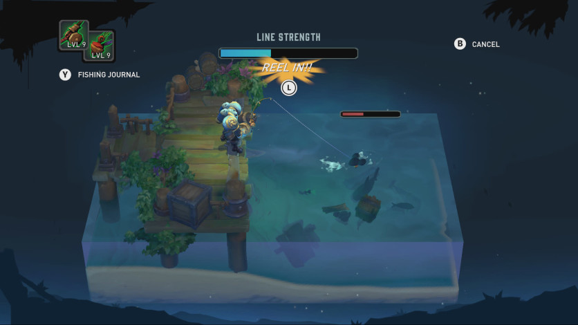 Screenshot 5 - Battle Chasers Nightwar