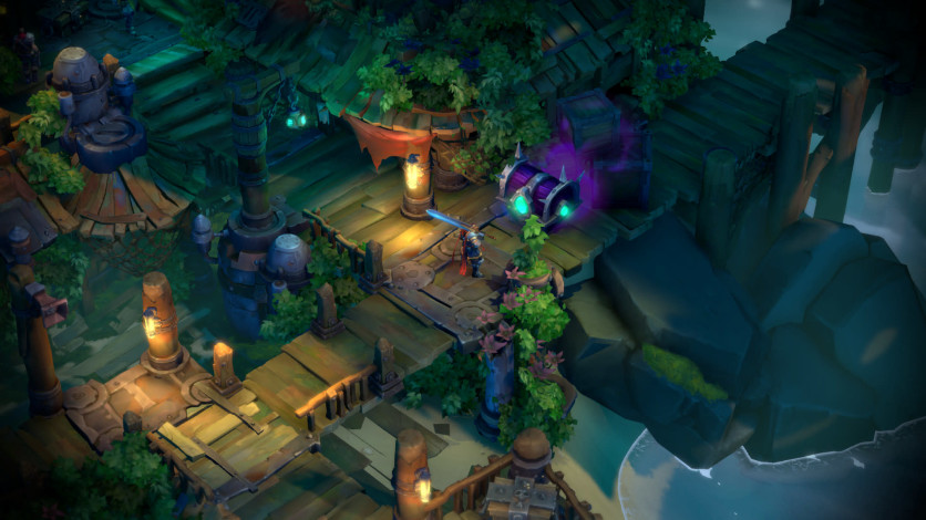 Screenshot 8 - Battle Chasers Nightwar