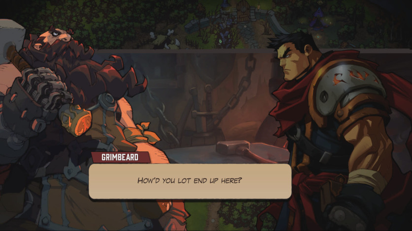 Screenshot 4 - Battle Chasers Nightwar