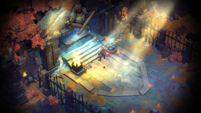 Screenshot 16 - Battle Chasers Nightwar