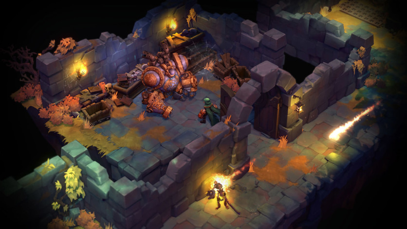 Screenshot 20 - Battle Chasers Nightwar