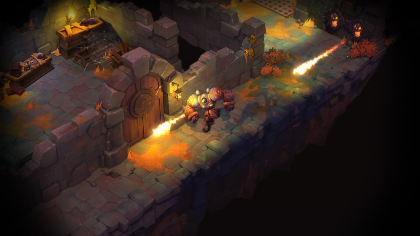 Screenshot 19 - Battle Chasers Nightwar