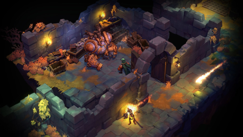Screenshot 14 - Battle Chasers Nightwar