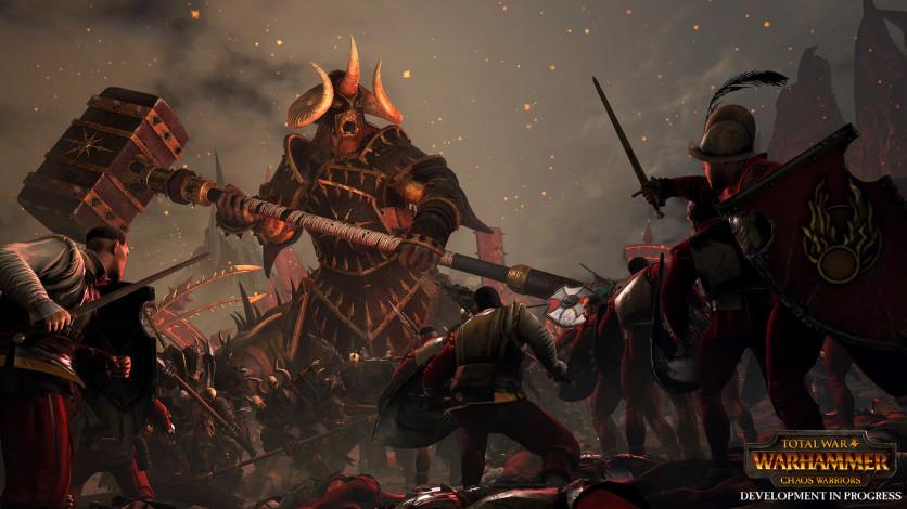 Screenshot 4 - Total War: WARHAMMER - Chaos Warriors