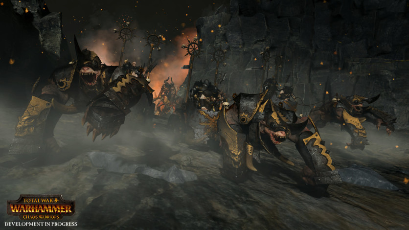 Screenshot 3 - Total War: WARHAMMER - Chaos Warriors