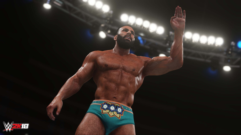 Screenshot 4 - WWE 2K18