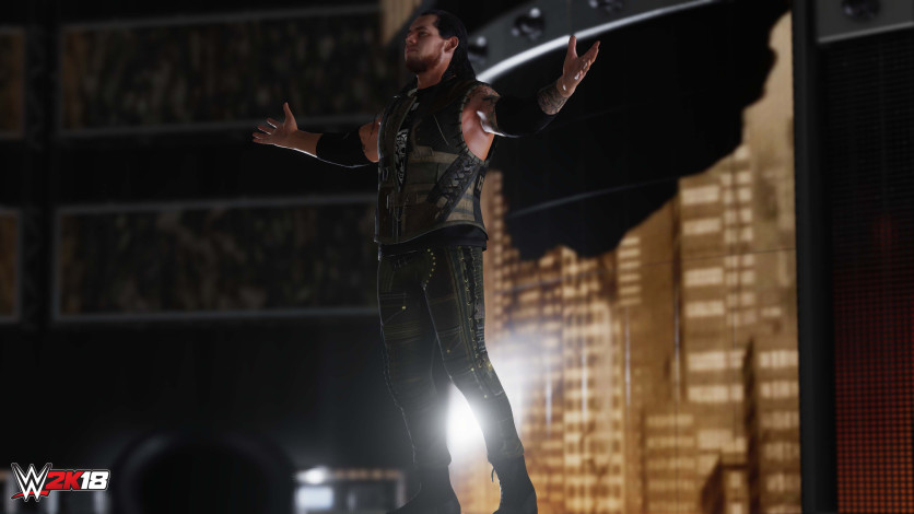 Screenshot 2 - WWE 2K18 - Digital Deluxe Edition