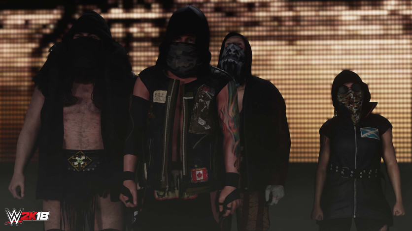 Screenshot 9 - WWE 2K18 - Digital Deluxe Edition