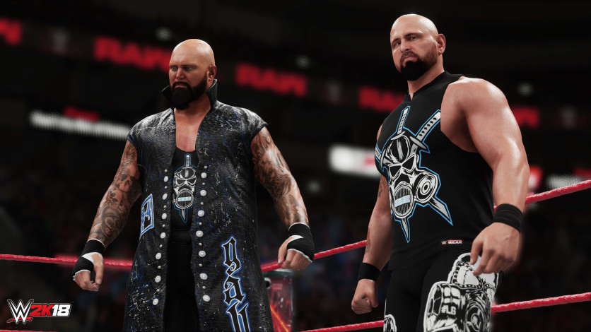 Screenshot 5 - WWE 2K18 - Digital Deluxe Edition