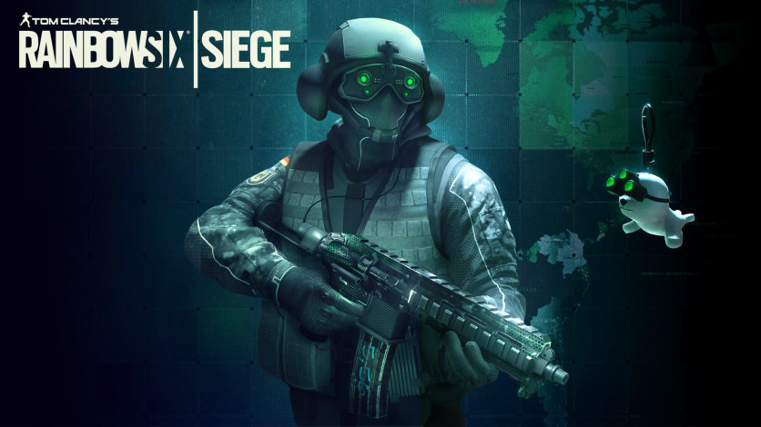Screenshot 2 - Tom Clancy's Rainbow Six Siege: Jäger Covert Set