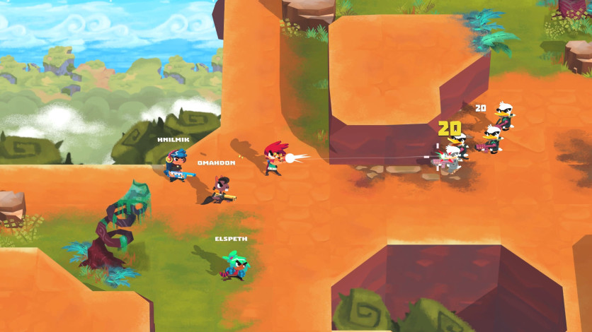 Screenshot 2 - Relic Hunters Legend - Alpha Hunter
