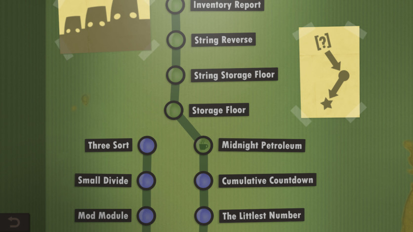 Screenshot 5 - Human Resource Machine