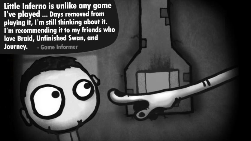 Screenshot 5 - Little Inferno