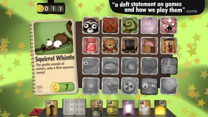 Screenshot 3 - Little Inferno