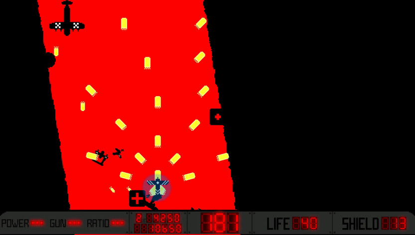 Screenshot 2 - Planes, Bullets and Vodka