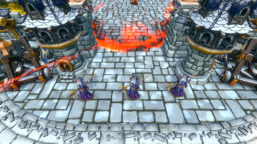 Screenshot 10 - Dungeons 2 - A Game of Winter