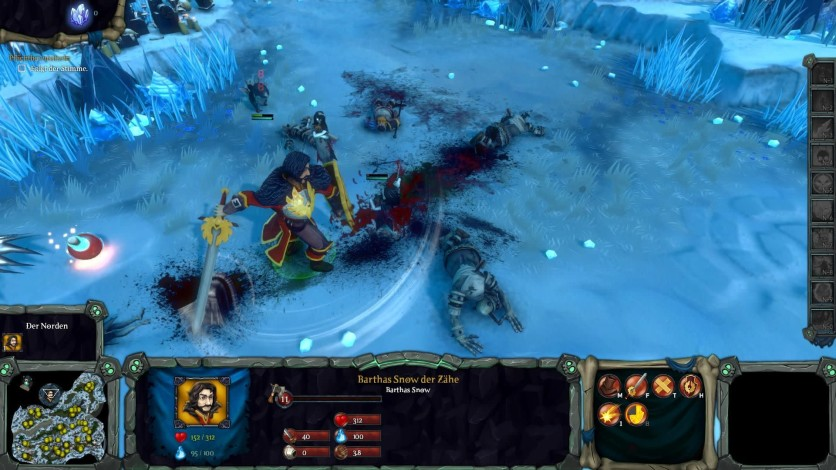 Screenshot 11 - Dungeons 2 - A Game of Winter