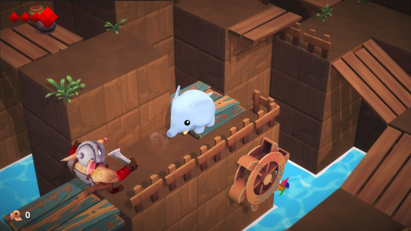 Screenshot 7 - Yono and the Celestial Elephants