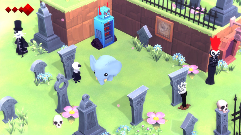 Screenshot 3 - Yono and the Celestial Elephants